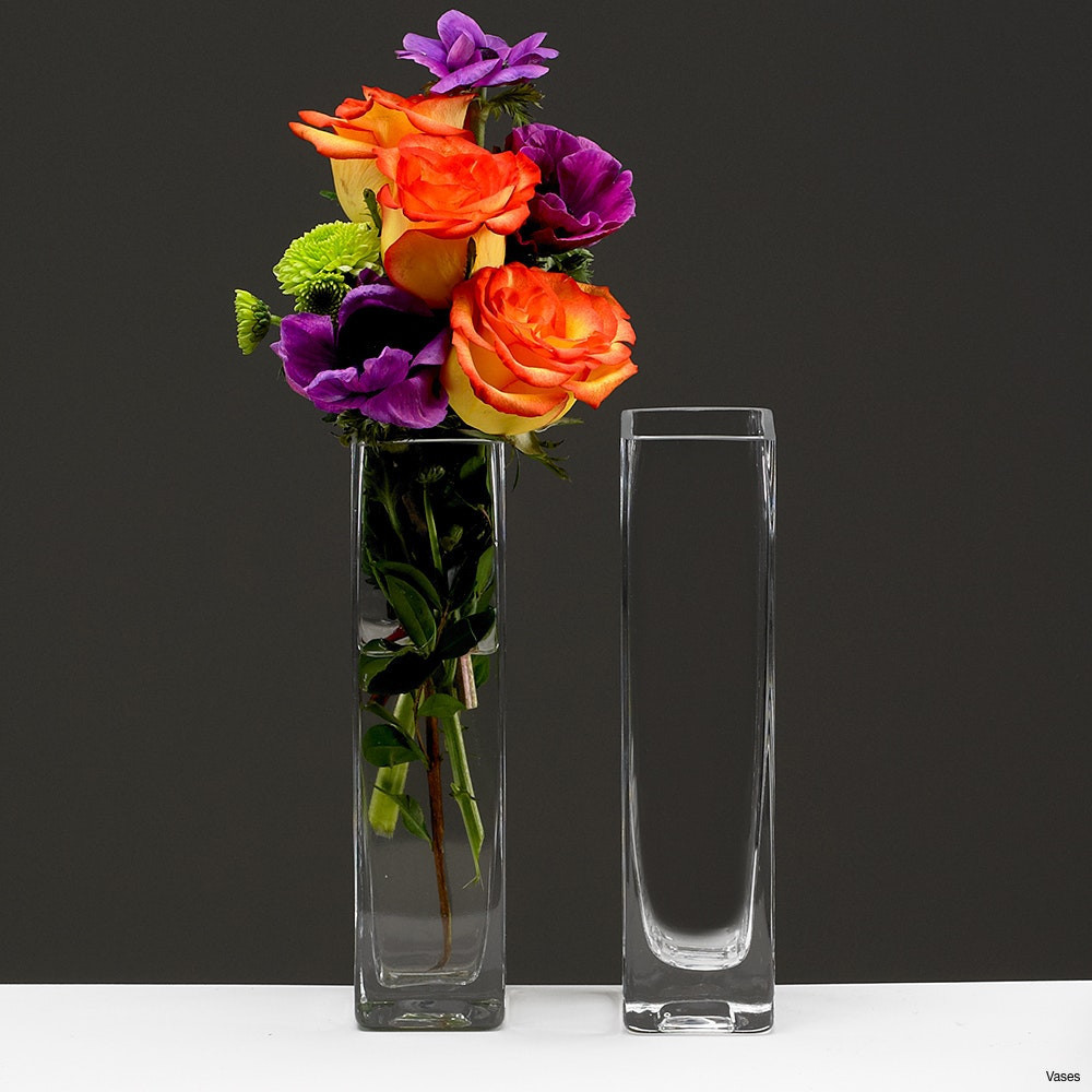 25 Fashionable Pink Crackle Glass Vase