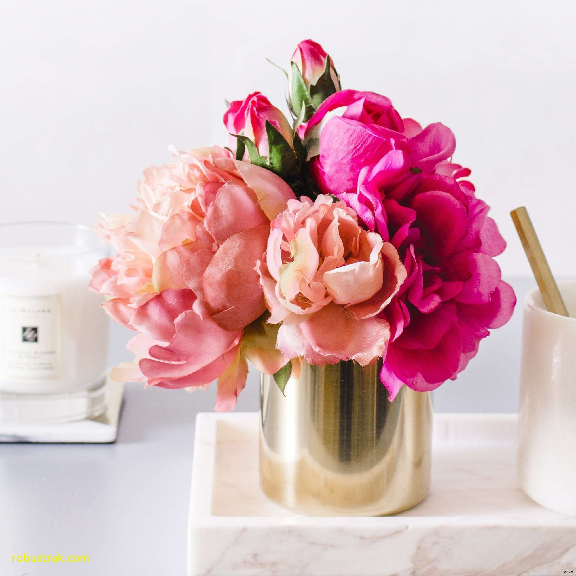 Pink Peonies In Glass Vase Of 25 Blue Flower Vase the Weekly World Regarding 25 Blue Flower Vase