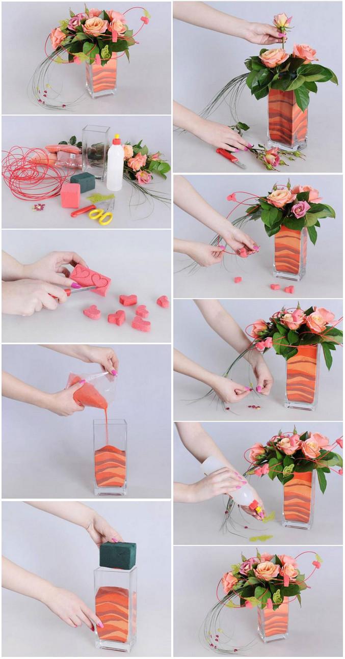plastic bag flower vases of ikebana sand vase arrangement event floral arrangements within ikebana sand vase arrangement