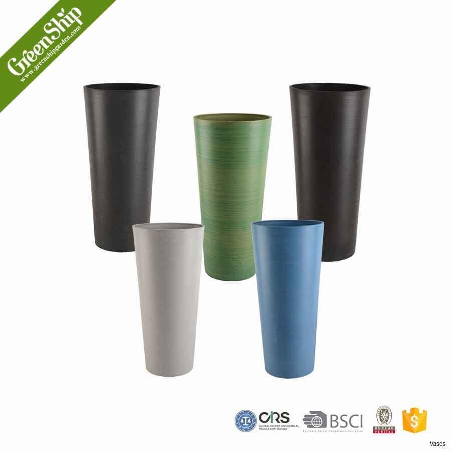 12 attractive Plastic Eiffel tower Vases Bulk