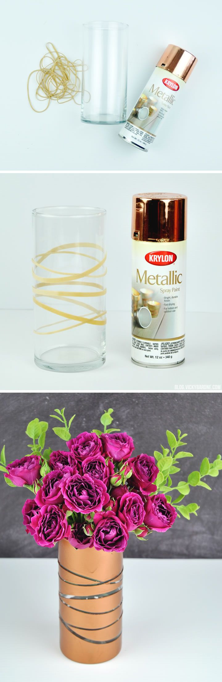 plastic vases walmart of 116 best sabrinas images on pinterest vase fillers pine cones pertaining to diy metallic vase