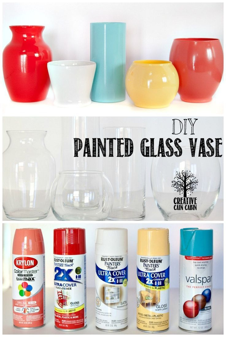 plastic vases walmart of 1608 best diy vases images on pinterest floral arrangements intended for diy painted glass vase