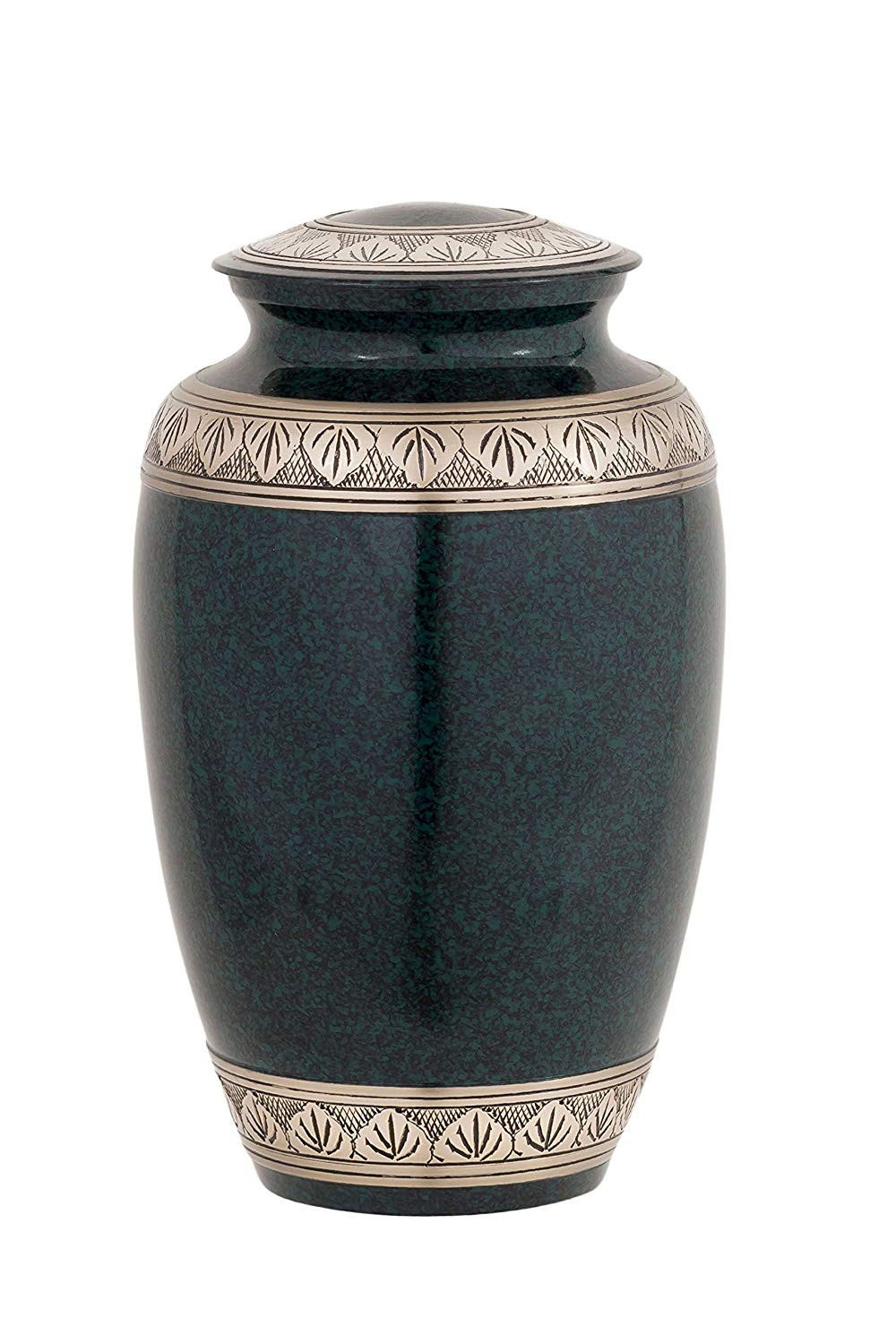 polish pottery large vases of amazon com enshrined memorials cremation urn for ashes electra with amazon com enshrined memorials cremation urn for ashes electra series affordable solid brass metal quality handcrafted for human funeral burial large 10