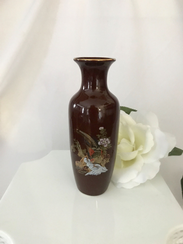 porcelain vases for sale of ceramic vase japanese ceramic porcelain hand painted florals and pertaining to on sale ceramic vase japanese ceramic porcelain hand painted florals and birds