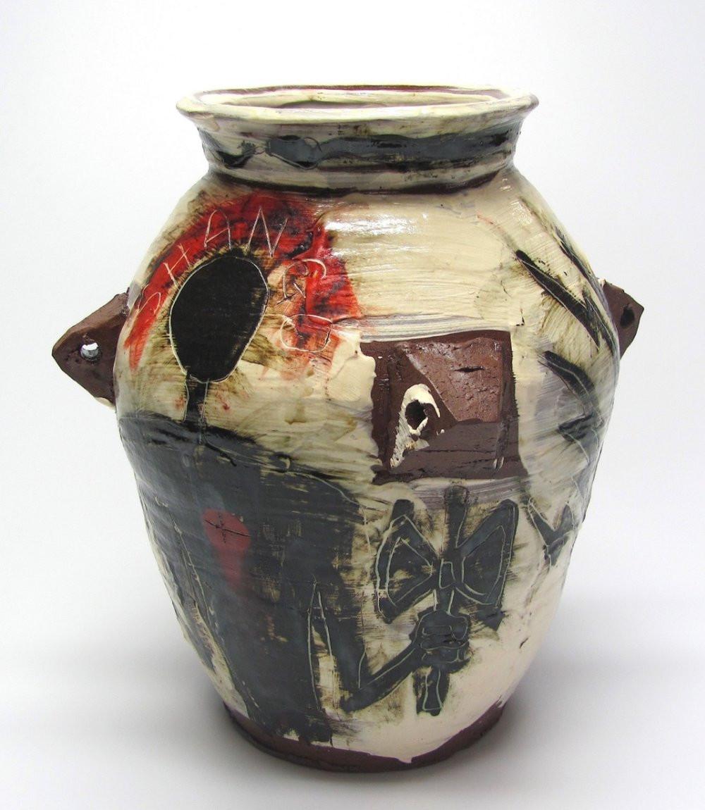 Pottery Craft Usa Vase Of Faculty Uark Ceramics In Adam Posnak 1 7