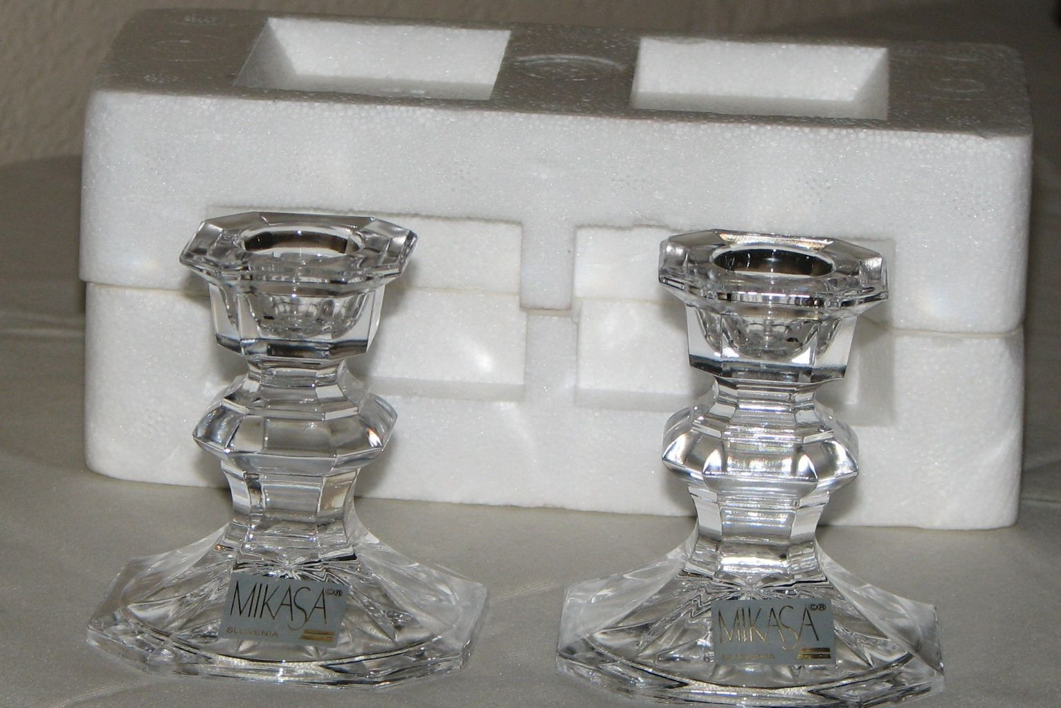 princess house crystal vase of mikasa crystal candle holders 14 99 and 5 99 fast shipping crystal regarding mikasa crystal candle holders 14 99 and 5 99 fast shipping