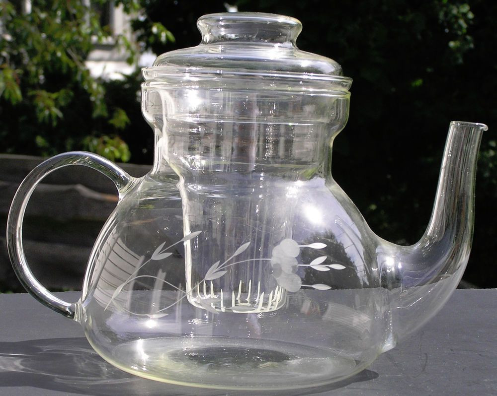 princess house crystal vase of retired princess house heritage hand blown teapot with infuser throughout retired princess house heritage hand blown teapot with infuser complete exc princesshouse
