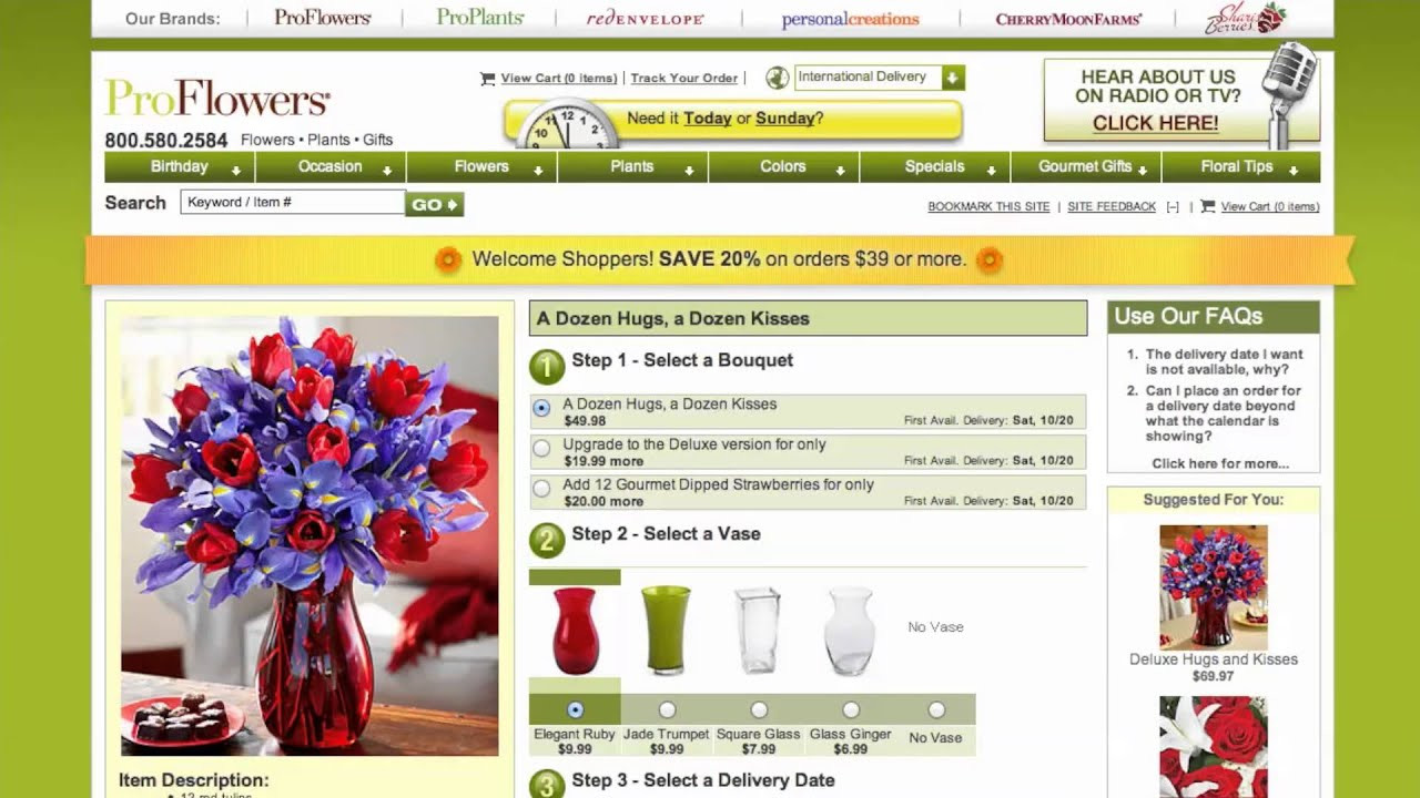 26 Ideal Proflowers Free Vase Code 2021 free download proflowers free vase code of proflowers coupon code 2013 how to use promo codes and coupons for for proflowers coupon code 2013 how to use promo codes and coupons for proflowers com youtube