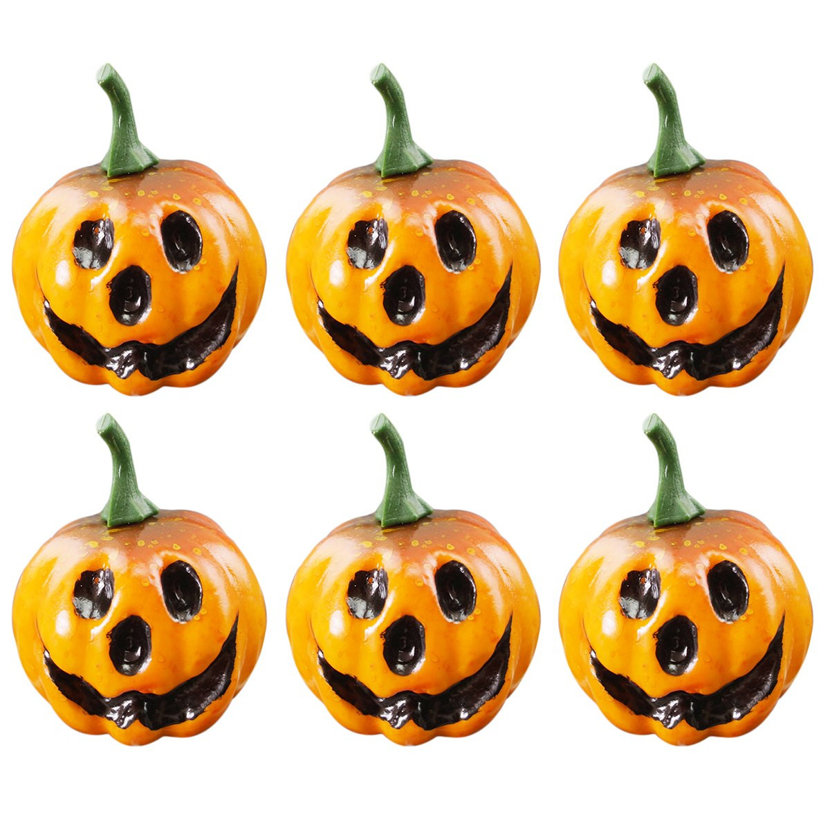 pumpkin vase filler of 12 pcs simulation artificial lifelike small foam pumpkins carved with regard to 12 pcs simulation artificial lifelike small foam pumpkins carved face table centerpiece photo props halloween decoration party in artificial foods