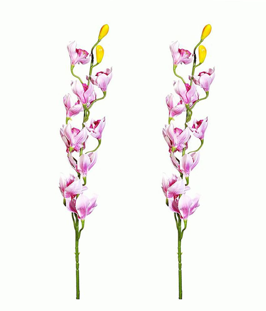 purple orchid vase of orchard artificial lavender synthetic orchid flowers stick buy 1 get within orchard artificial lavender synthetic orchid flowers stick buy 1 get 1 free