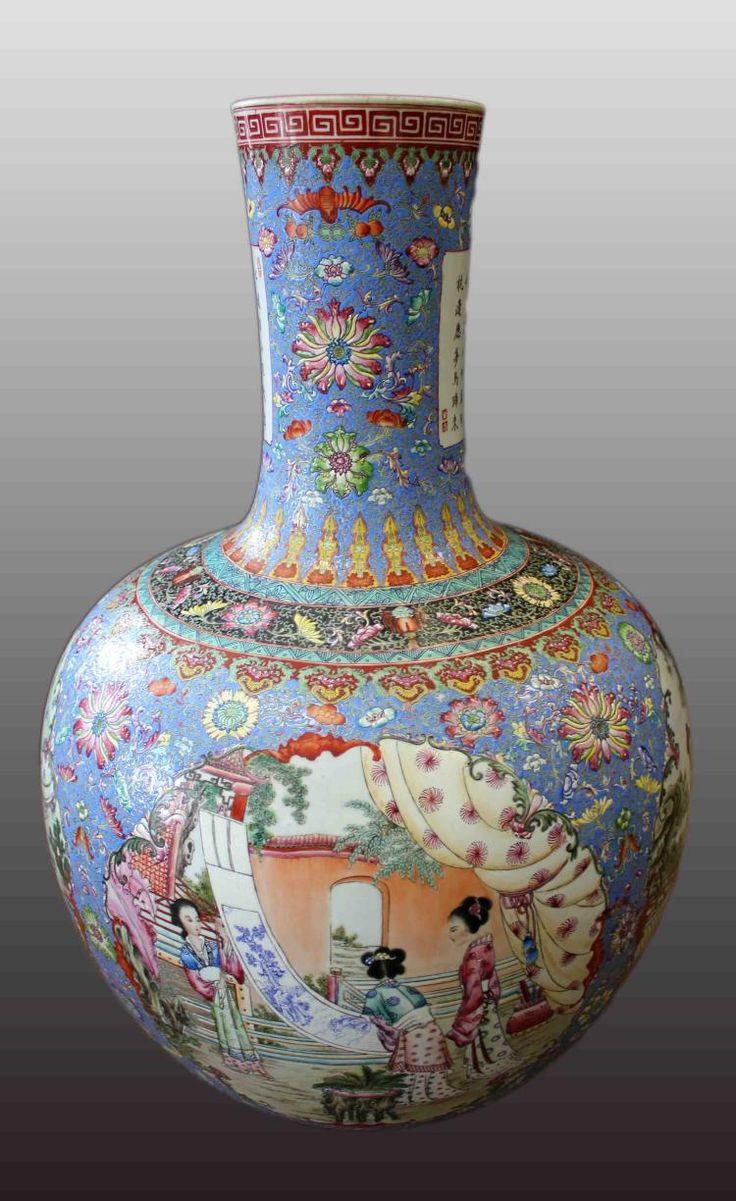 qianlong emperor vase of 124 best ancient chinese ceramics images on pinterest in chinese famille rose porcelain vase estimated price 8000 12000 description a huge