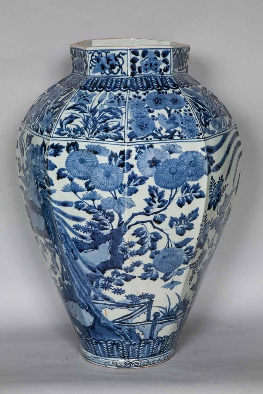 ralph lauren blue and white vase of tall japanese arita blue and white vase circa 1700 raymond inside tall japanese arita blue and white vase circa 1700 raymond horneman