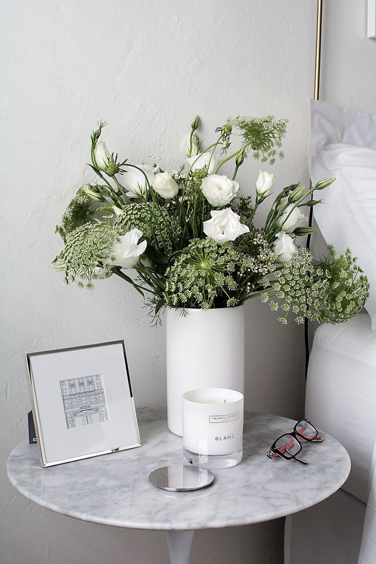 ralph lauren marion vase of 865 best fleurs et dacors blancs images on pinterest floral pertaining to 6 nightly rituals for better sleep