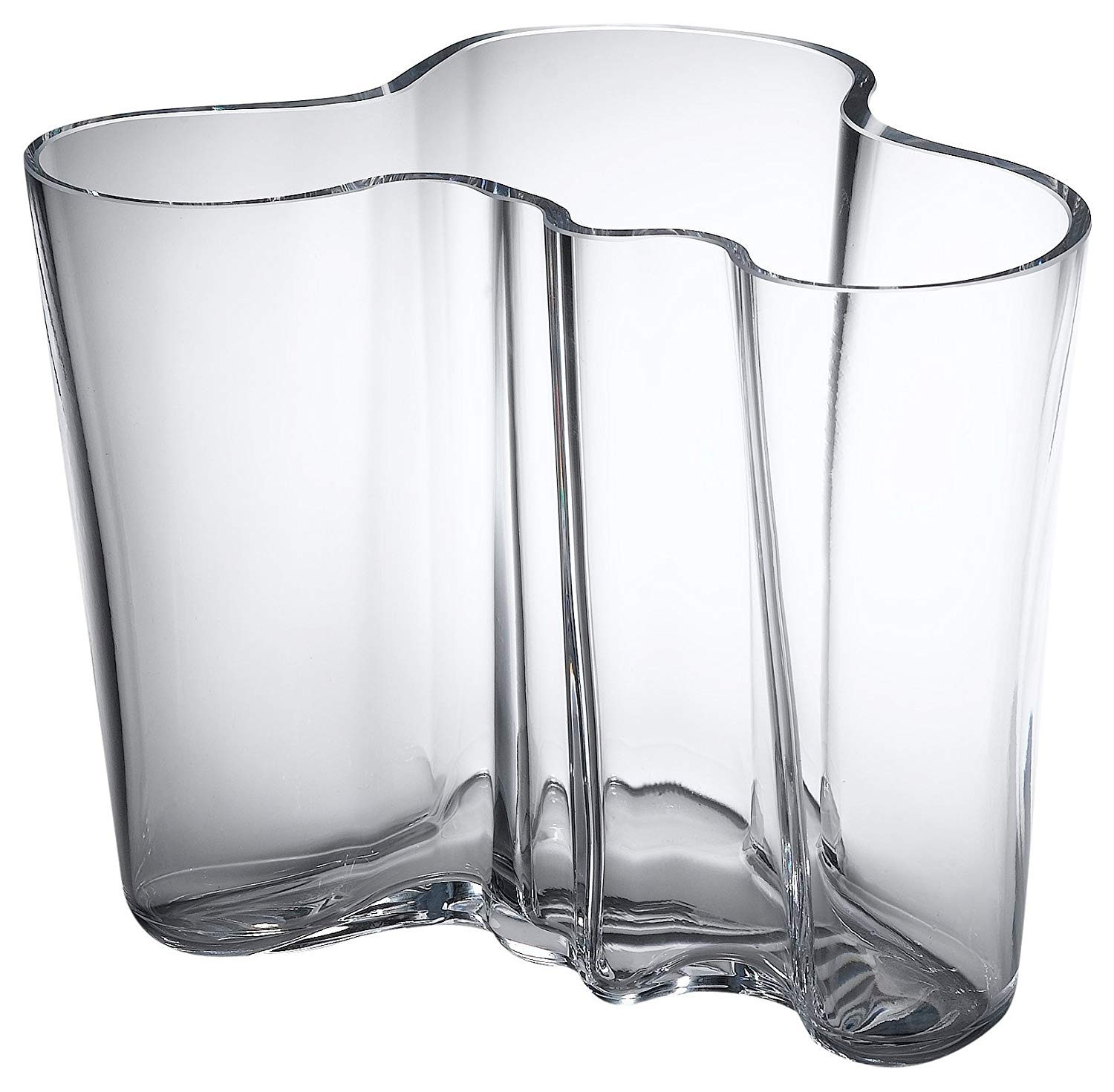 rcr crystal vase price of amazon com iittala aalto 4 3 4 inch clear glass vase home kitchen in 71bxp5gnwas sl1500