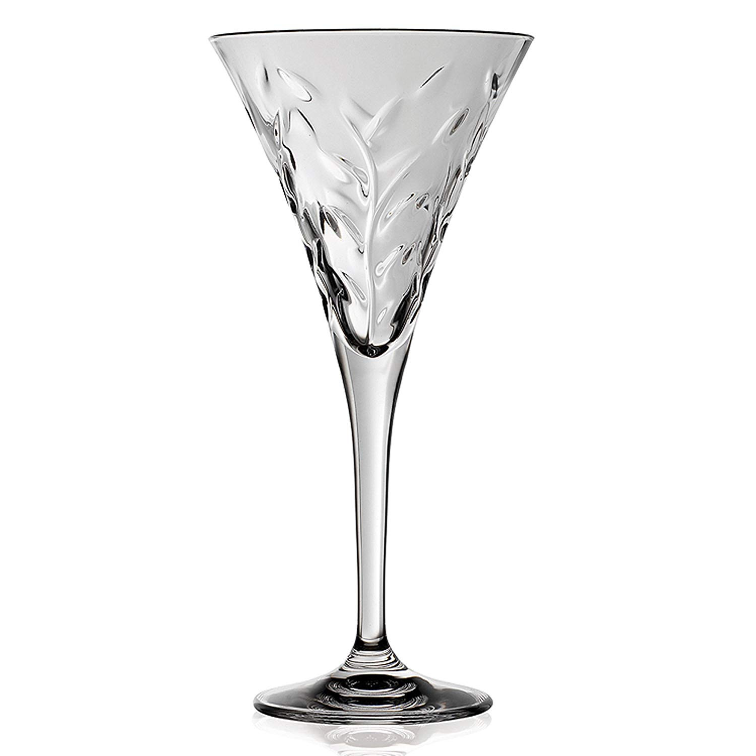 Rcr Crystal Vase Price Of Amazon Com Lorenzo Rcr Crystal Laurus Collection Wine Glass Set within Amazon Com Lorenzo Rcr Crystal Laurus Collection Wine Glass Set Of 6 Drinkware Sets Wine Glasses