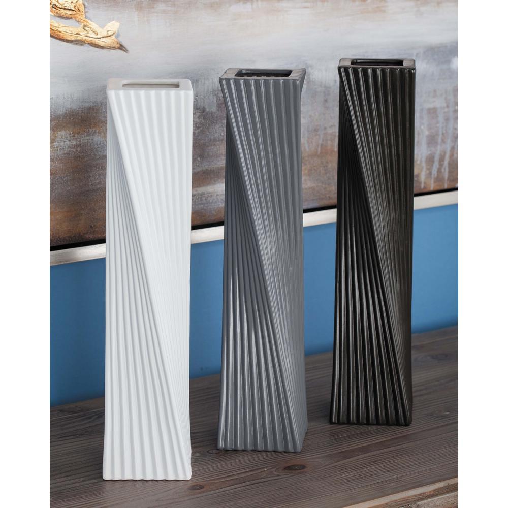 rectangular ceramic vase of perfect white ceramic rectangular vase nf61 wendycorsistaubcommunity inside twisted rectangular ceramic decorative vases in black jb06