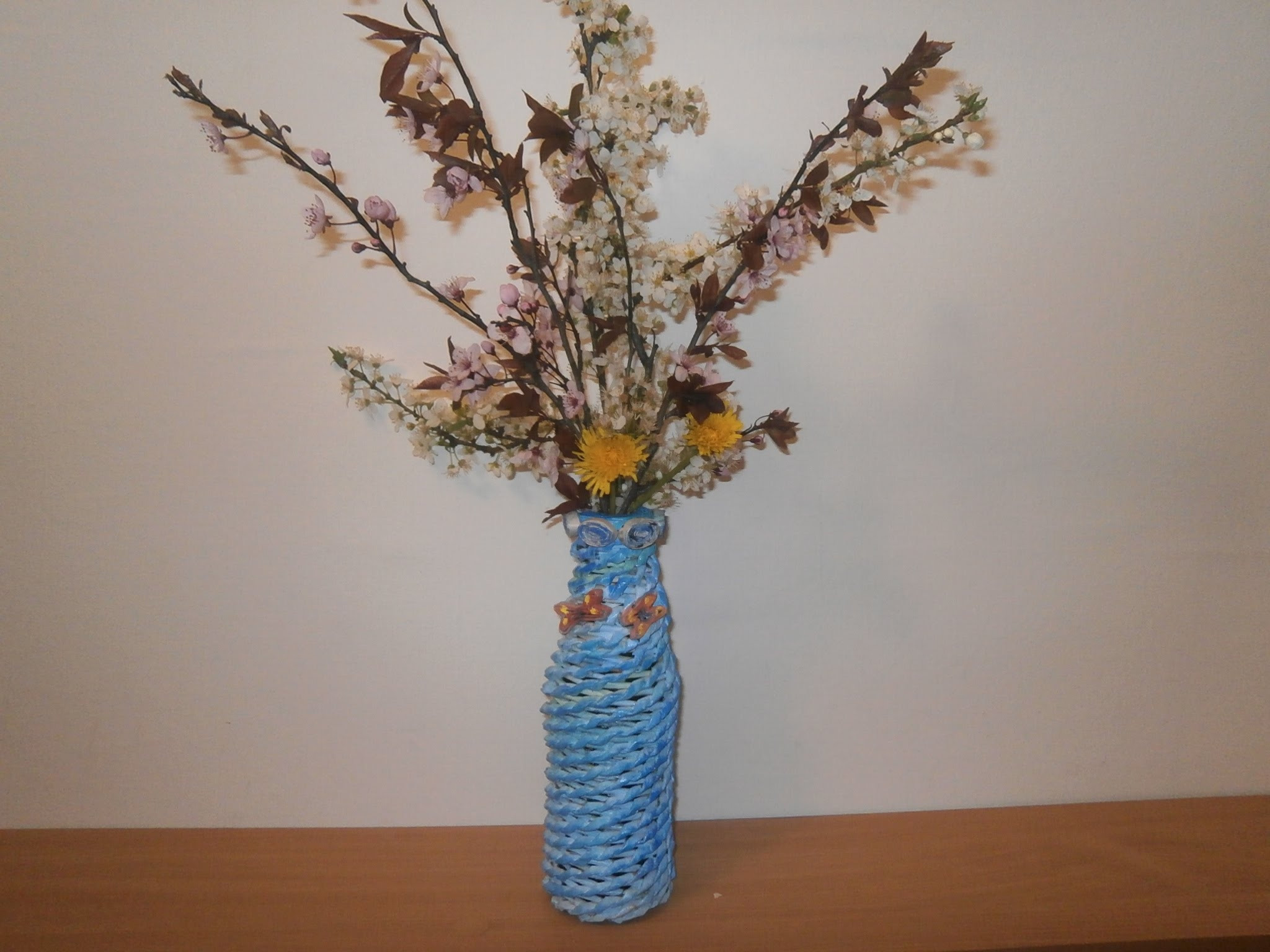 recycled glass bottle vase of 23 elegant flower vase using recycled materials flower decoration throughout flower vase using recycled materials best of vaza od papira