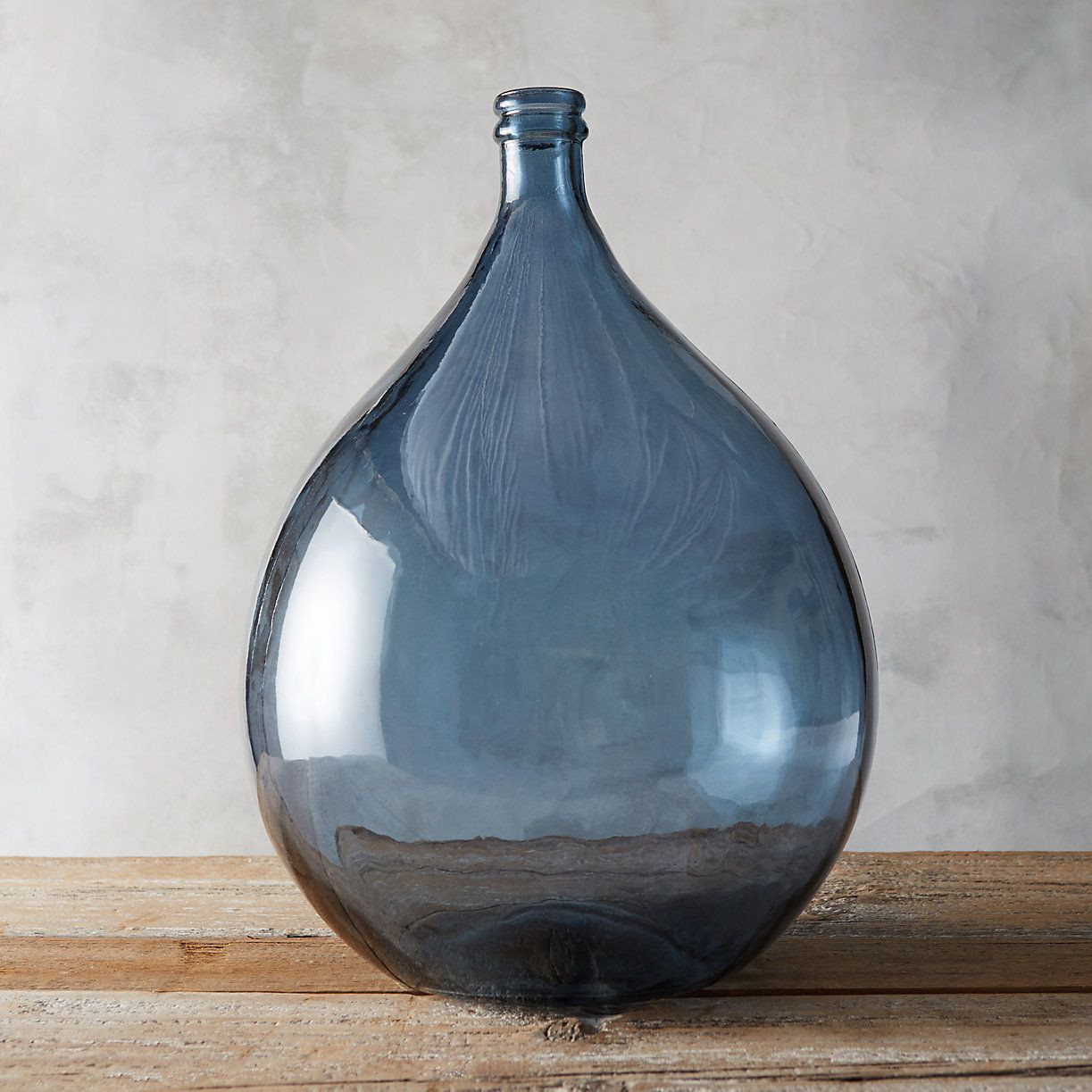 recycled glass jug vase of recycled glass demijohn vase house home pinterest interiors inside recycled glass demijohn vase