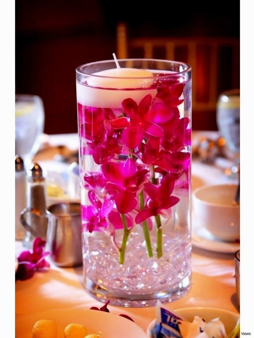 17 Great Red Glass Bud Vase