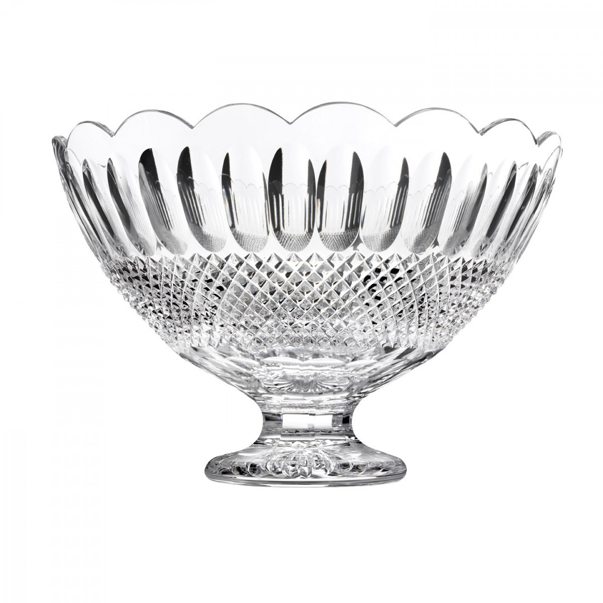 Retired Waterford Crystal Vase Patterns Of Colleen 60th Anniversary 12in Centerpiece Bowl Discontinued In Colleen 60th Anniversary 12in Centerpiece Bowl Discontinued