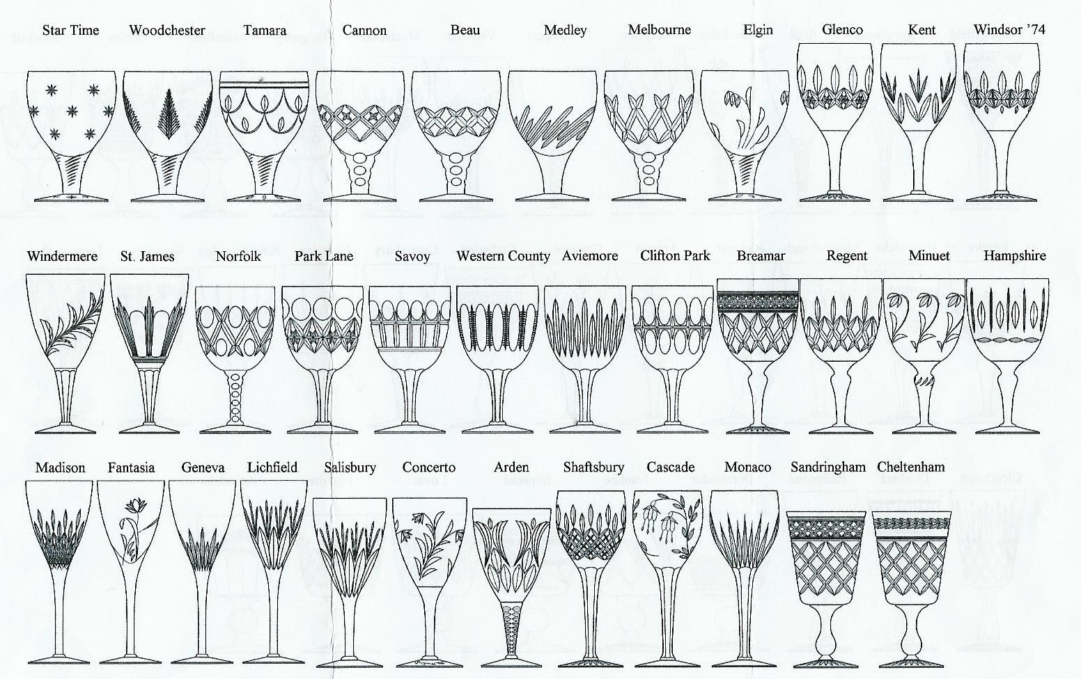 Retired Waterford Crystal Vase Patterns Of Pin by Joyce Troiani On Information Pinterest Glass Crystal Throughout Want Great Suggestions Concerning Kitchenware Head to My Amazing Website