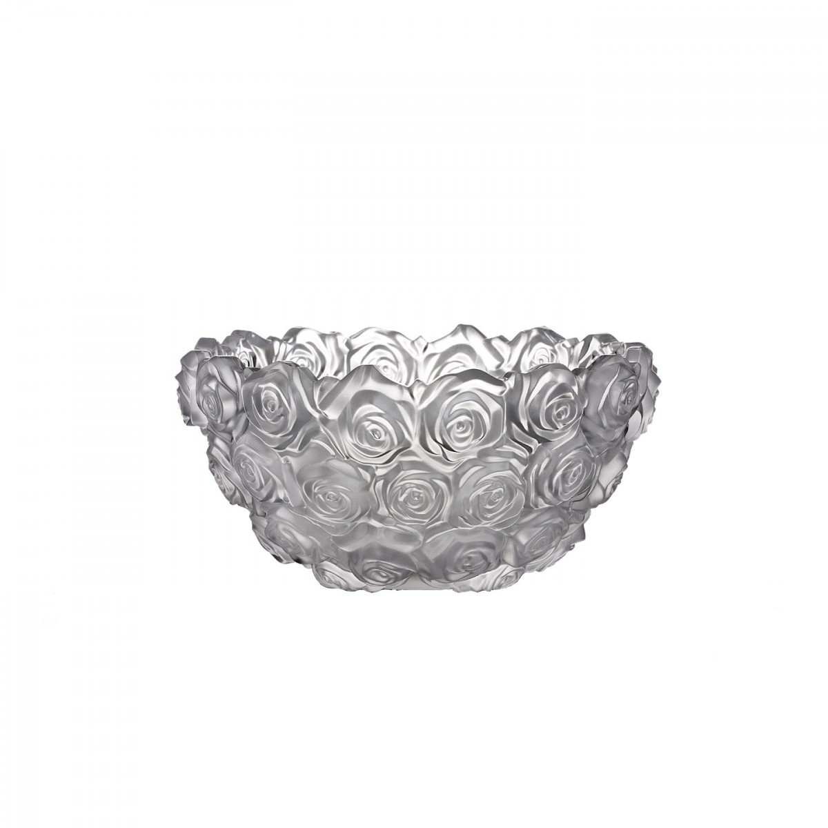retired waterford crystal vase patterns of sunday rose 7in bridal bowl discontinued monique lhuillier in sunday rose 7in bridal bowl discontinued