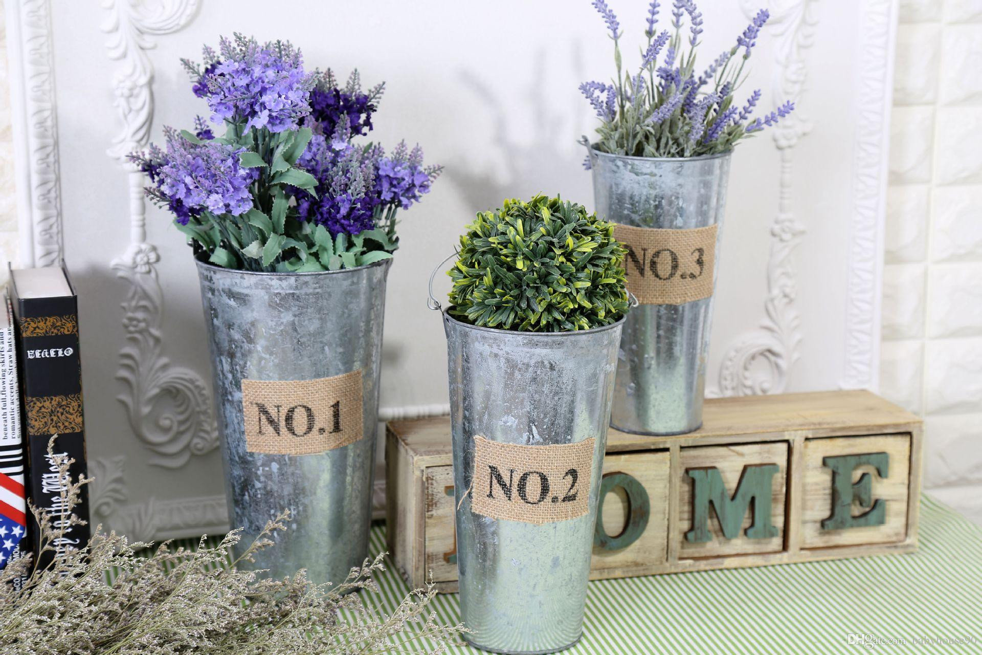 retro vases for sale of 2018 retro metal flowerpot vintage rustic nostalgia pot succulent in retro metal flowerpot vintage rustic nostalgia pot succulent buckets storage desktop container vase creative garden pots