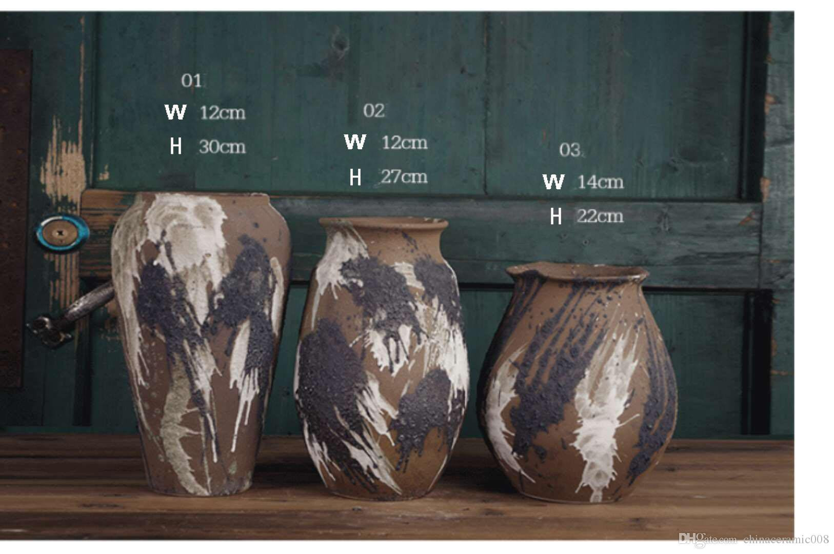 Retro Vases for Sale Of Creative Fashion Bubble Glaze Vase Flower Plug European Retro within Creative Fashion Bubble Glaze Vase Flower Plug European Retro ornaments Crafts Retro Online with 103 13 Piece On Chinaceramic008s Store Dhgate Com