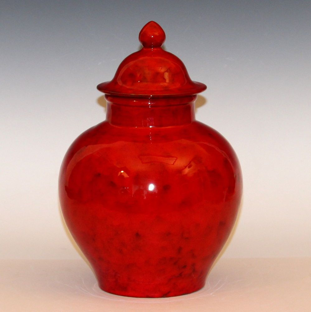 Retro Vases for Sale Of Vintage Bitossi Italian Art Pottery atomic Red Urn Jar Cover Vase with Regard to Vintage Bitossi Italian Art Pottery atomic Red Urn Jar Cover Vase Pv Raymor