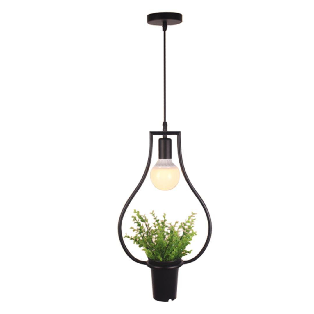 retro vases for sale of wish black vases green plants hanging lamps retro industrial style intended for wish black vases green plants hanging lamps retro industrial style creative personality chandelier clothing shop cafe restaura pendant light kits iron
