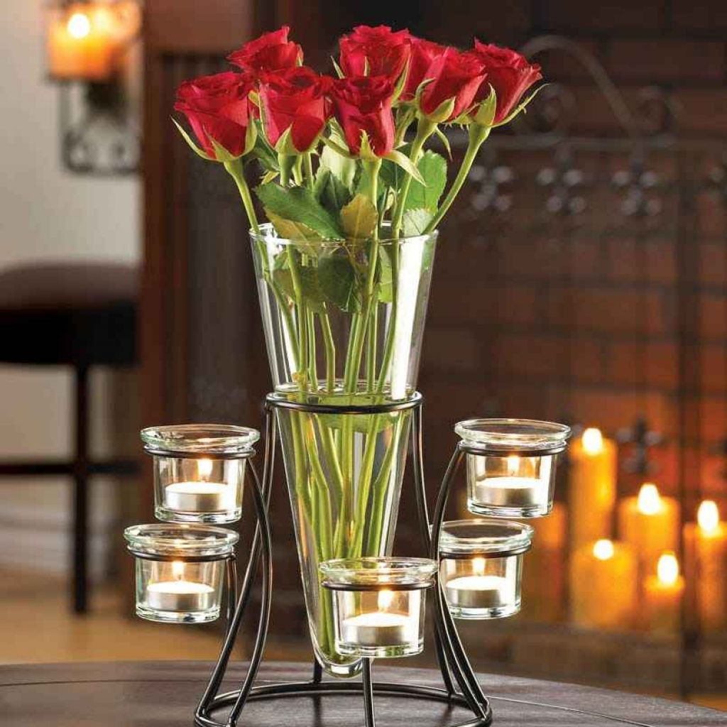 29 attractive Rhinestone Vases wholesale