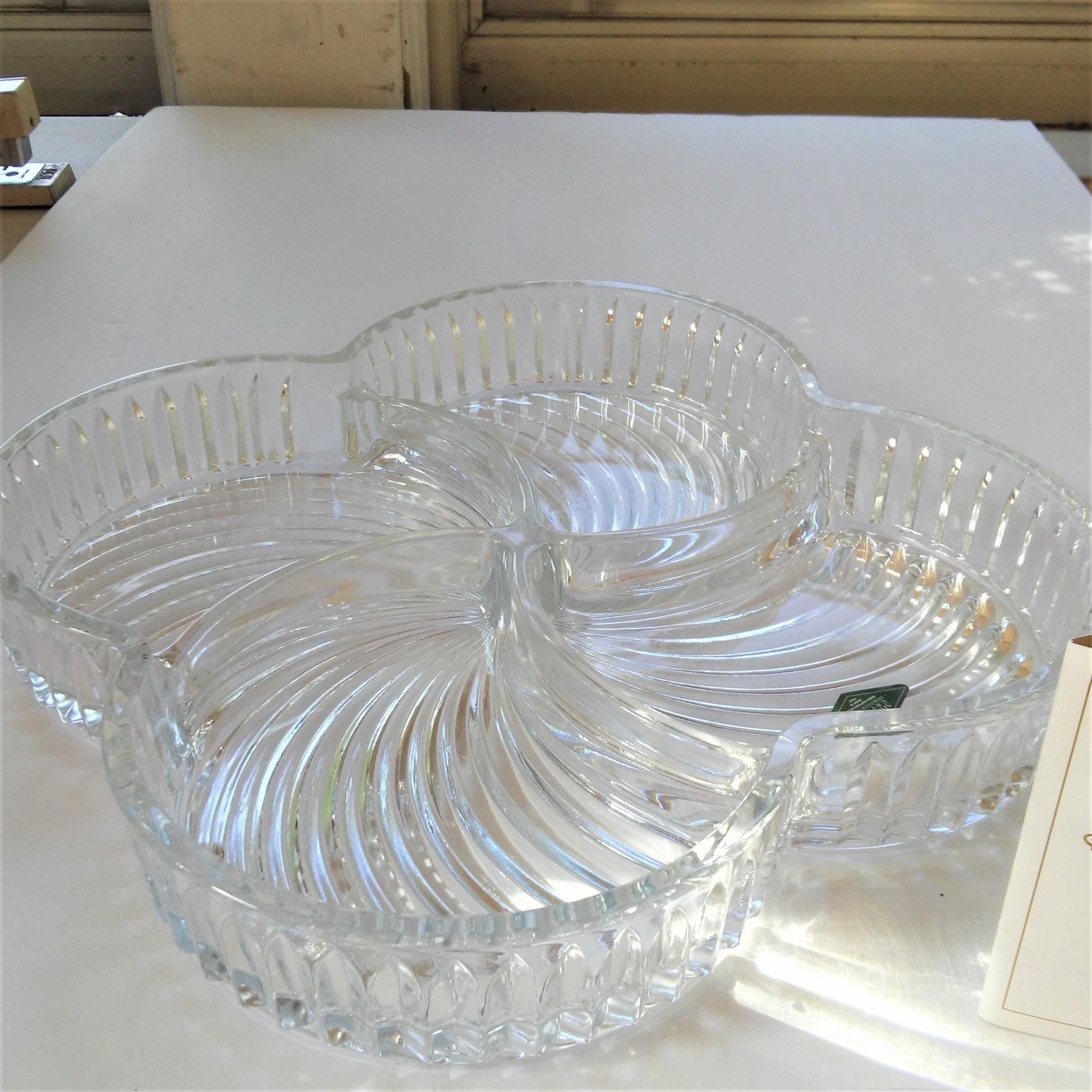 25 attractive Rogaska Crystal Vase