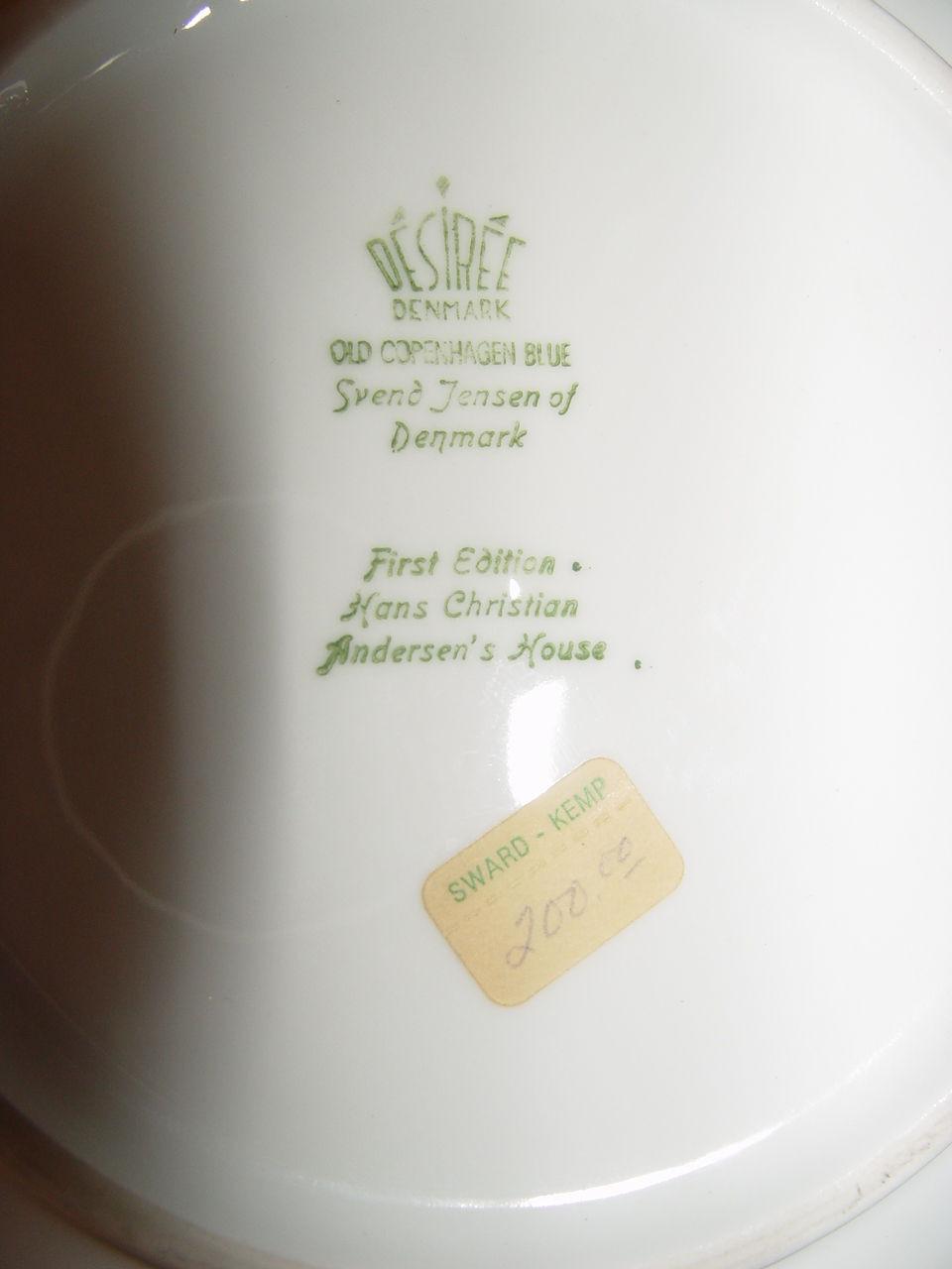 Rogaska Crystal Vase Patterns Of Back N Time Antiques Antiques Page for Desiree Denmark Hans Christian