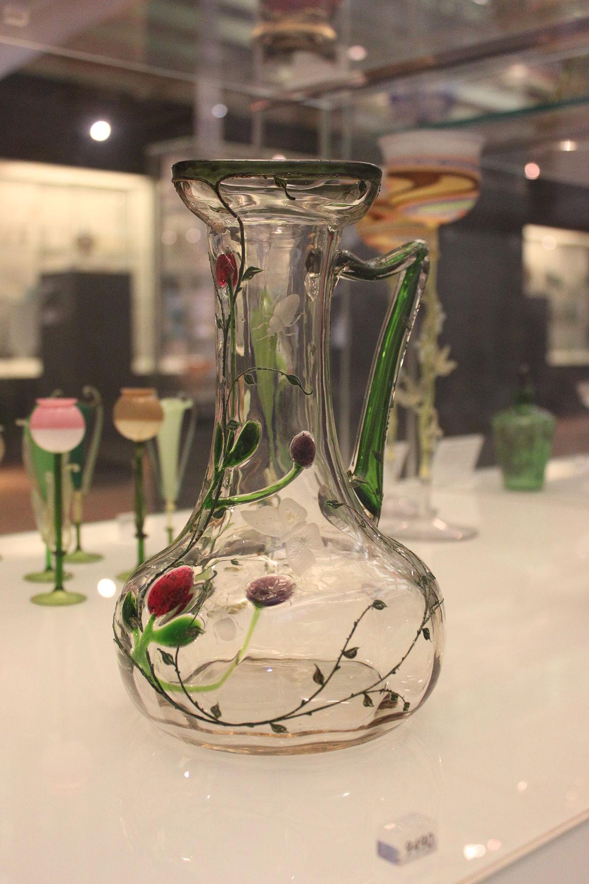 Rogaska Crystal Vase Patterns Of Bohemian Glass Wikipedia In 1200px Blw Bohemian Jug