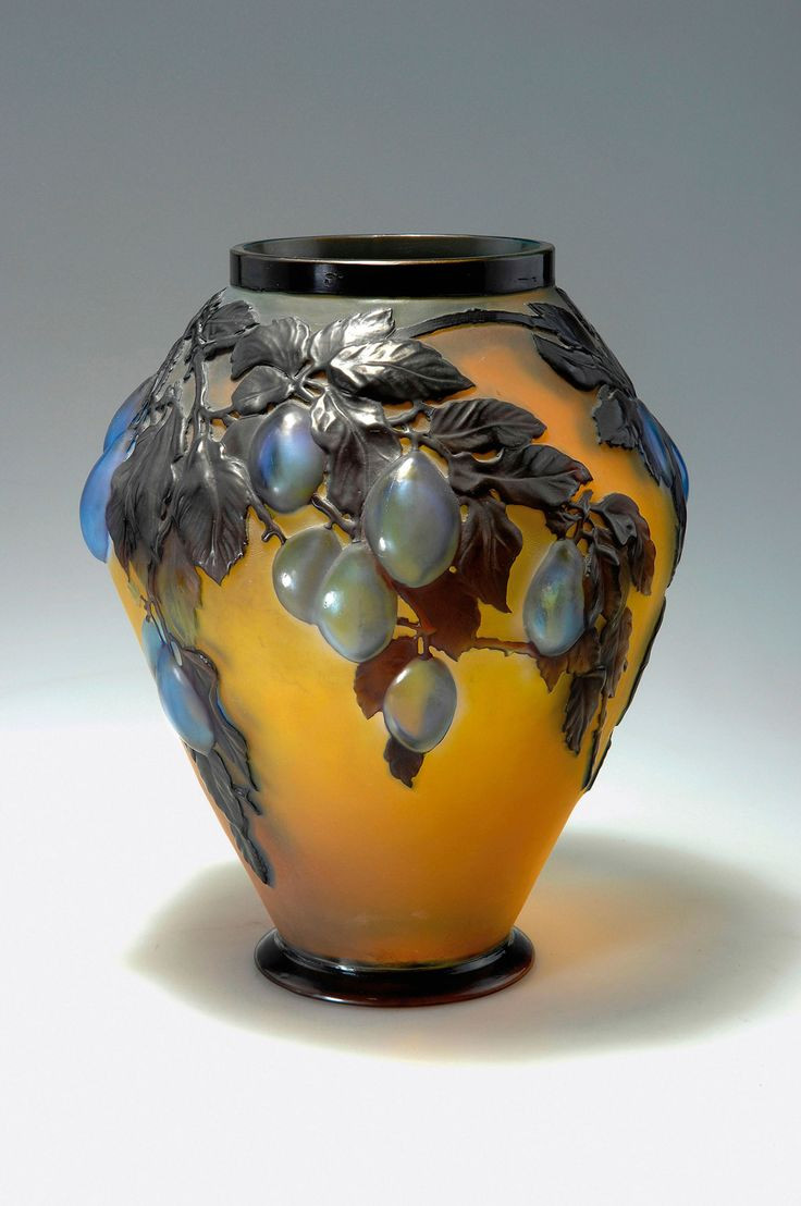 roman vase for sale of 122 best glass images on pinterest art nouveau crystals and intended for quittenbaum art auctions in munich regularly holds sales dedicated to century decorative arts french art nouveau glass and ceramics german and viennese