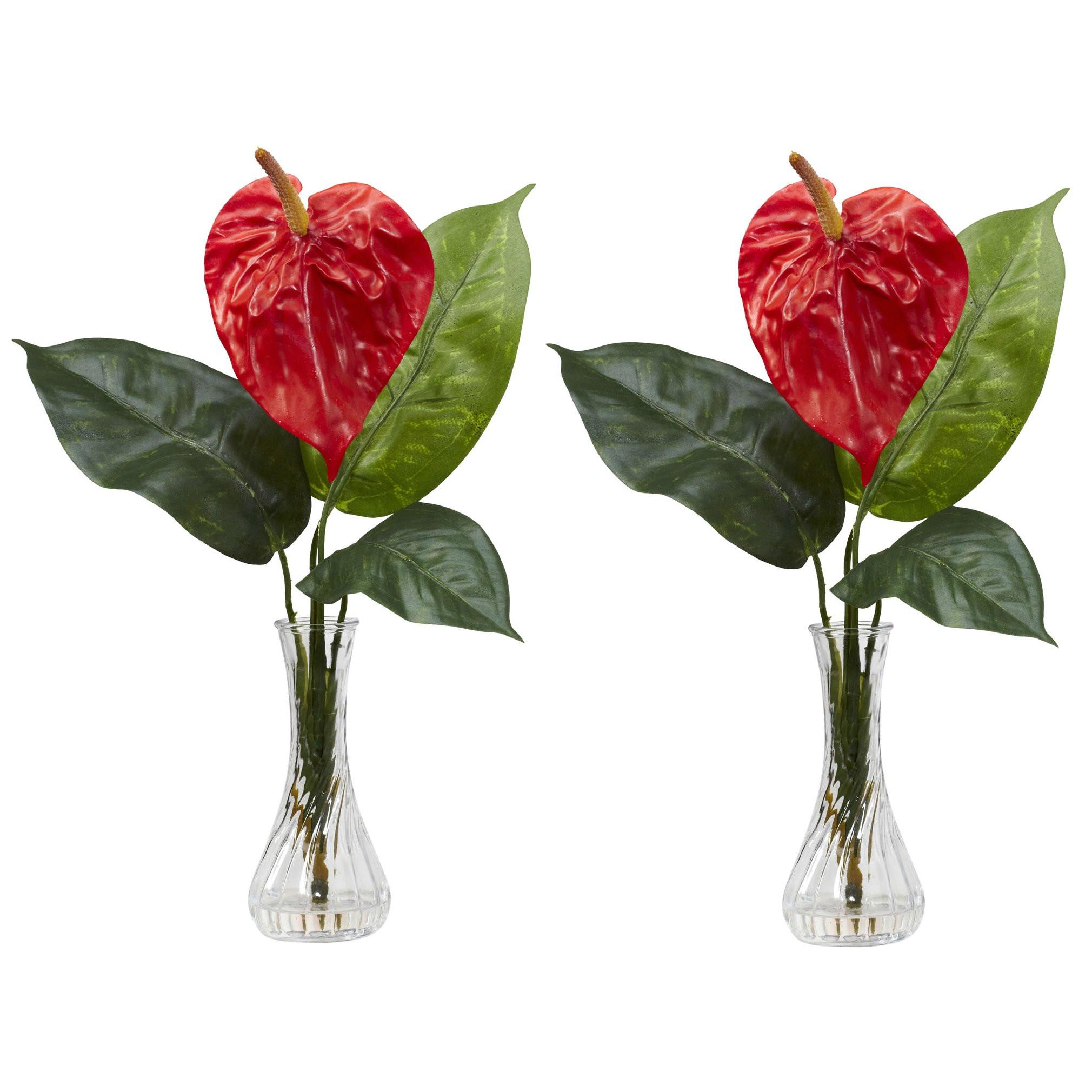 rose gold bud vase of silk flowers for bud vases flowers healthy in anthurium w bud vase set of 2 silk flower arrangement anthurium w bud vase set of 2 silk flower arrangement silk