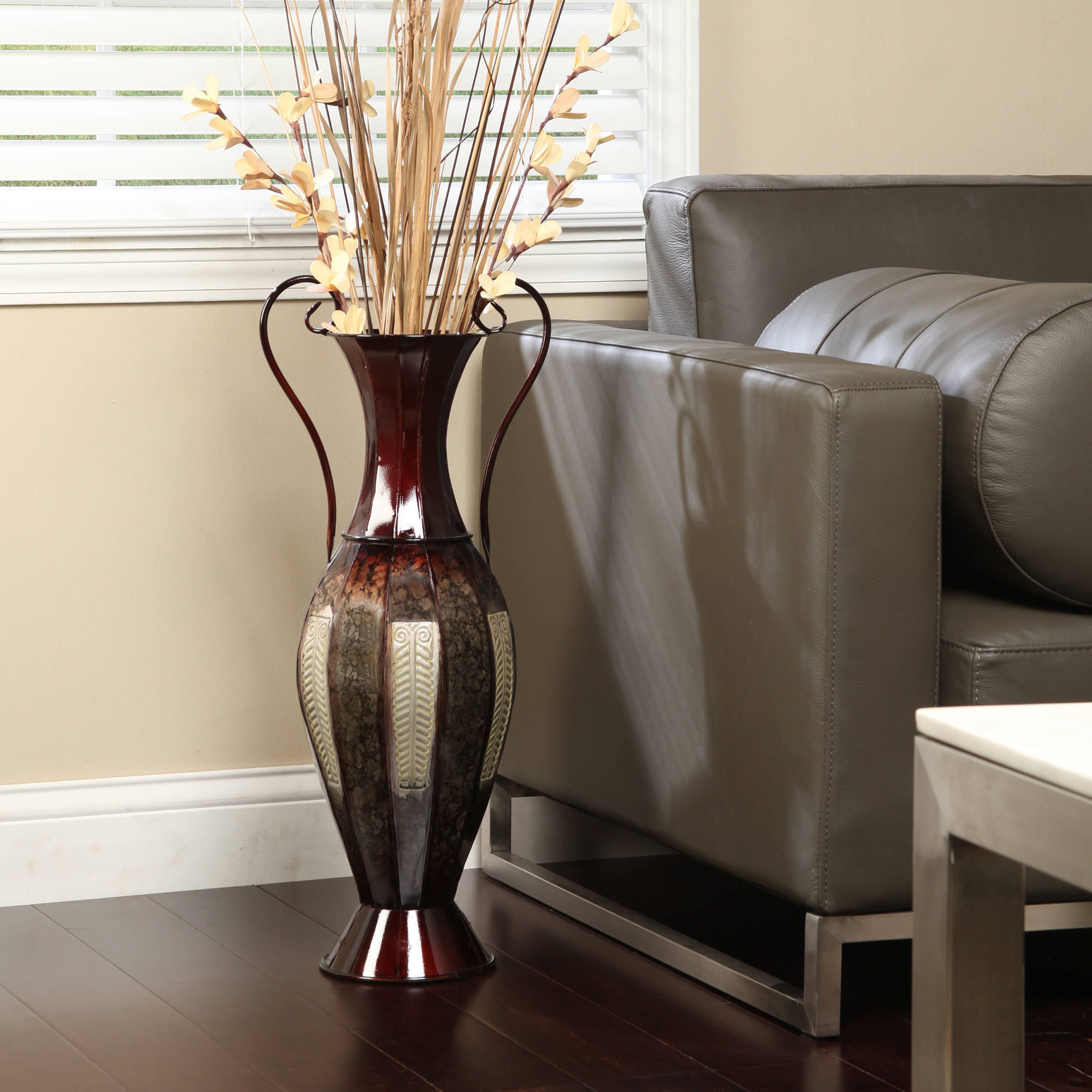 20 Nice Rose Gold Mercury Vase