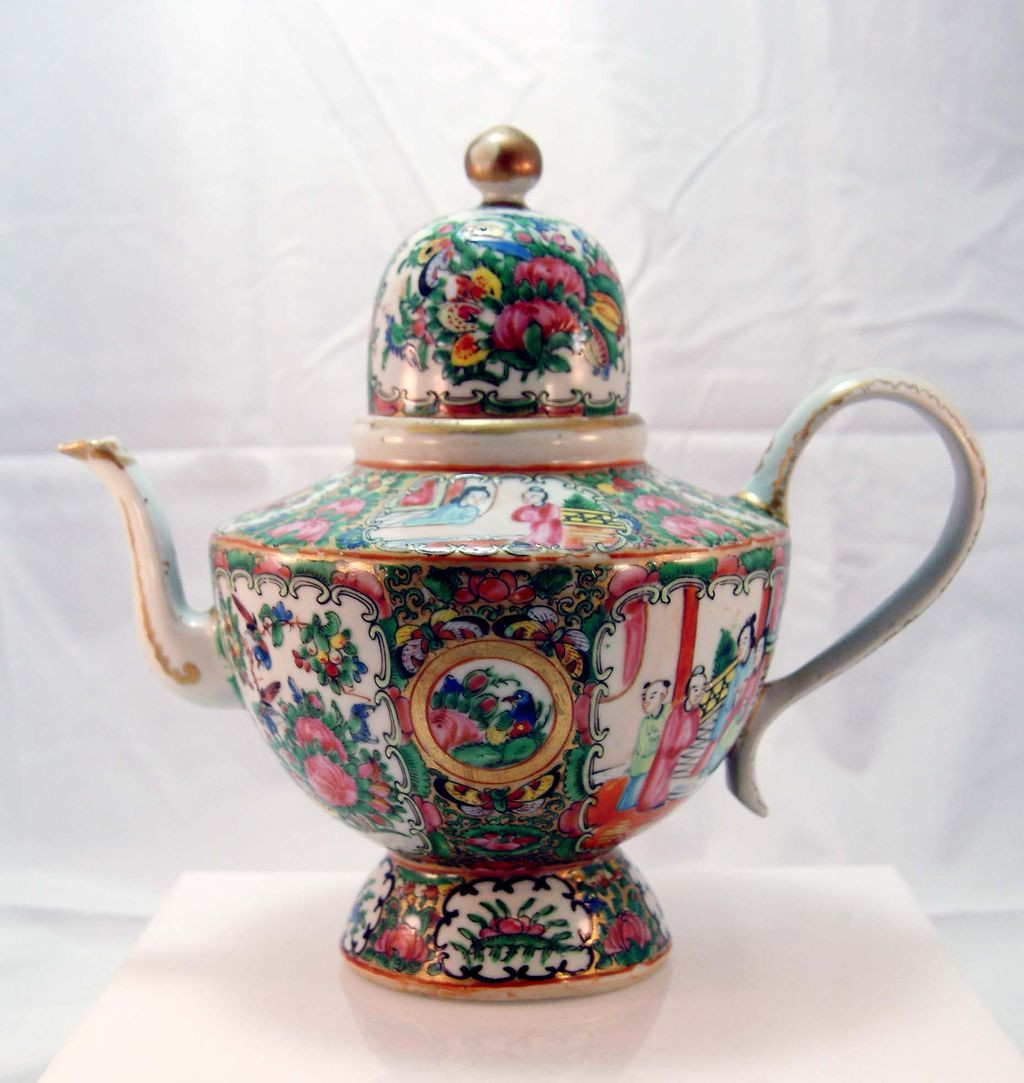 16 Perfect Rose Medallion Vase Value 2021 free download rose medallion vase value of rose medallion chinese porcelain teapot c 1900 glass pottery regarding rose medallion chinese porcelain teapot c 1900