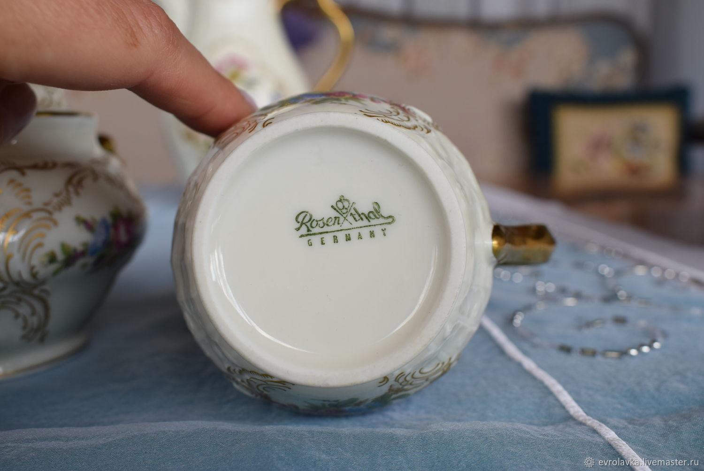 rosenthal porcelain vase of diplomatrosenthal sugar bowl and milk jug 1957 61 germany shop regarding diplomatrosenthal sugar bowl and milk jug 1957 61