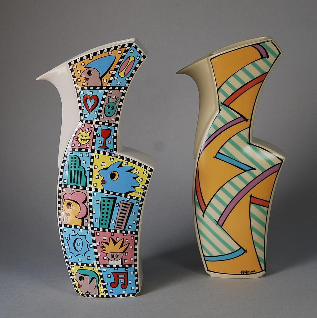 rosenthal porcelain vase of two rosenthal jugs the shape designed by dorothy hafner 12 flickr for psychoceramicus two rosenthal jugs the shape designed by dorothy hafner 12 by psychoceramicus
