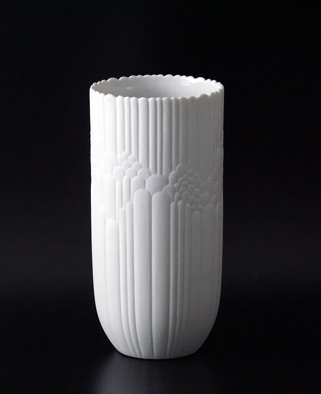 rosenthal studio line germany vase of modernistvase hash tags deskgram with regard to vintage rosenthal studio line germany rosamunde nairac matte white vase rosamundenairac whitevase rosenthalstudioline