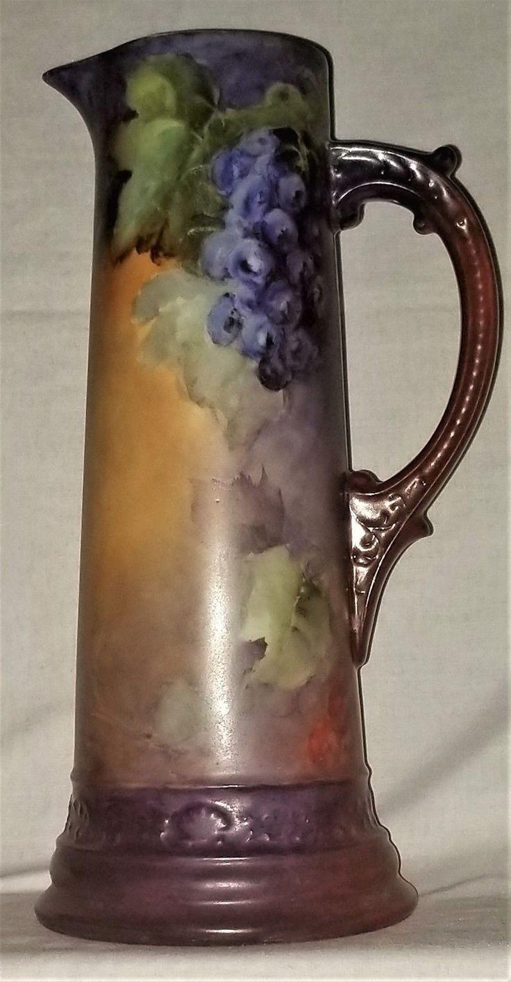 20 attractive Roseville Clematis Vase