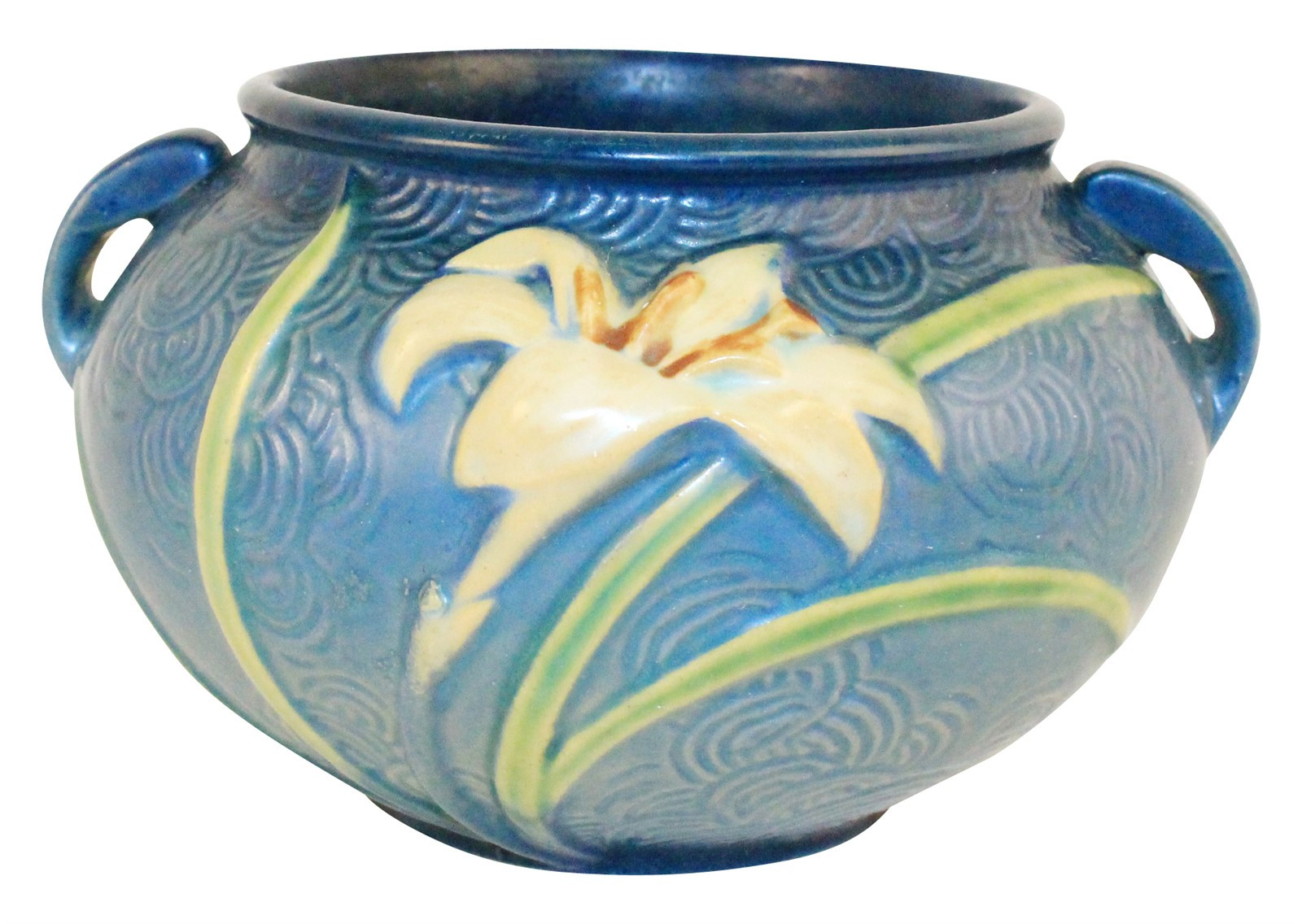 roseville snowberry vase of just art pottery from just art pottery intended for roseville pottery zephyr lily blue jardiniere 671 4