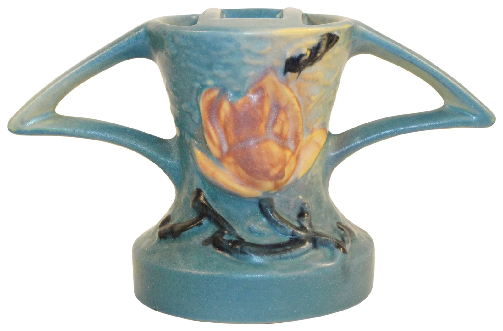 17 Unique Roseville Snowberry Vase