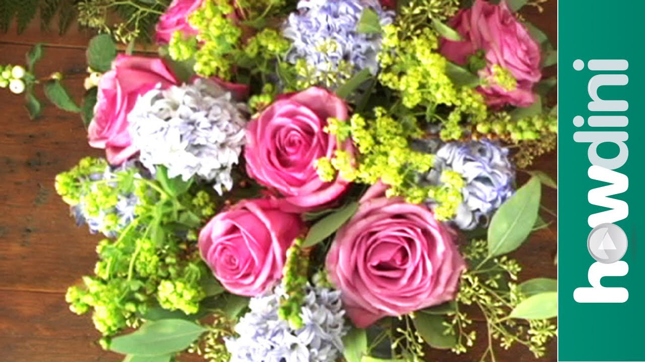 Round Vase Flower Arrangements Of Flower Arranging How to Arrange Flowers Like A Pro Youtube within Maxresdefault