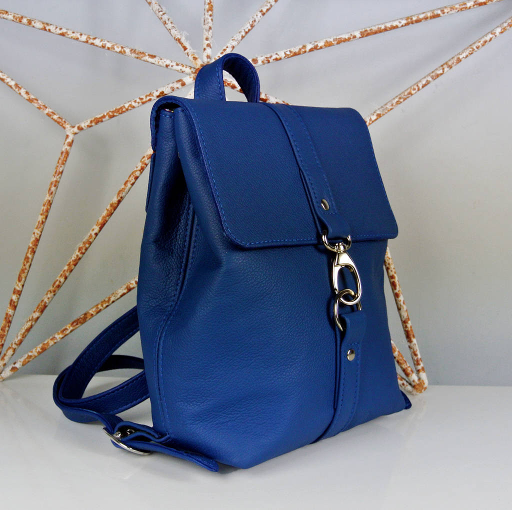 royal blue vase fillers of handcrafted small royal blue backpack by freeload leather in handcrafted small royal blue backpack