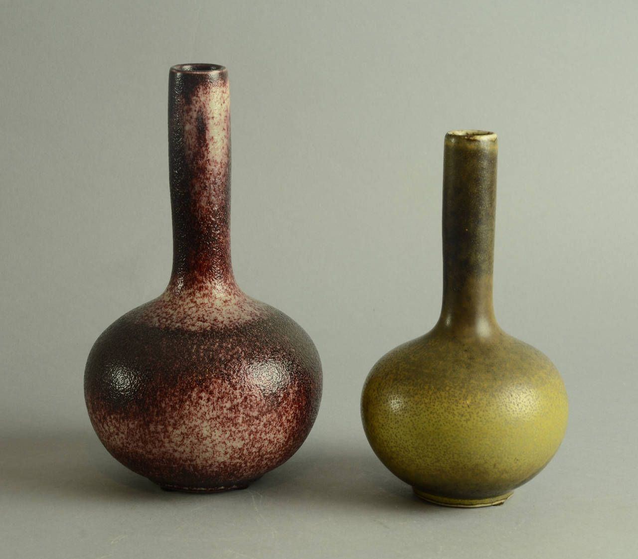 royal copenhagen vases for sale of axel salto for royal copenhagen two gourd vases stoneware bottle throughout axel salto for royal copenhagen two gourd vases stoneware bottle vase with orange