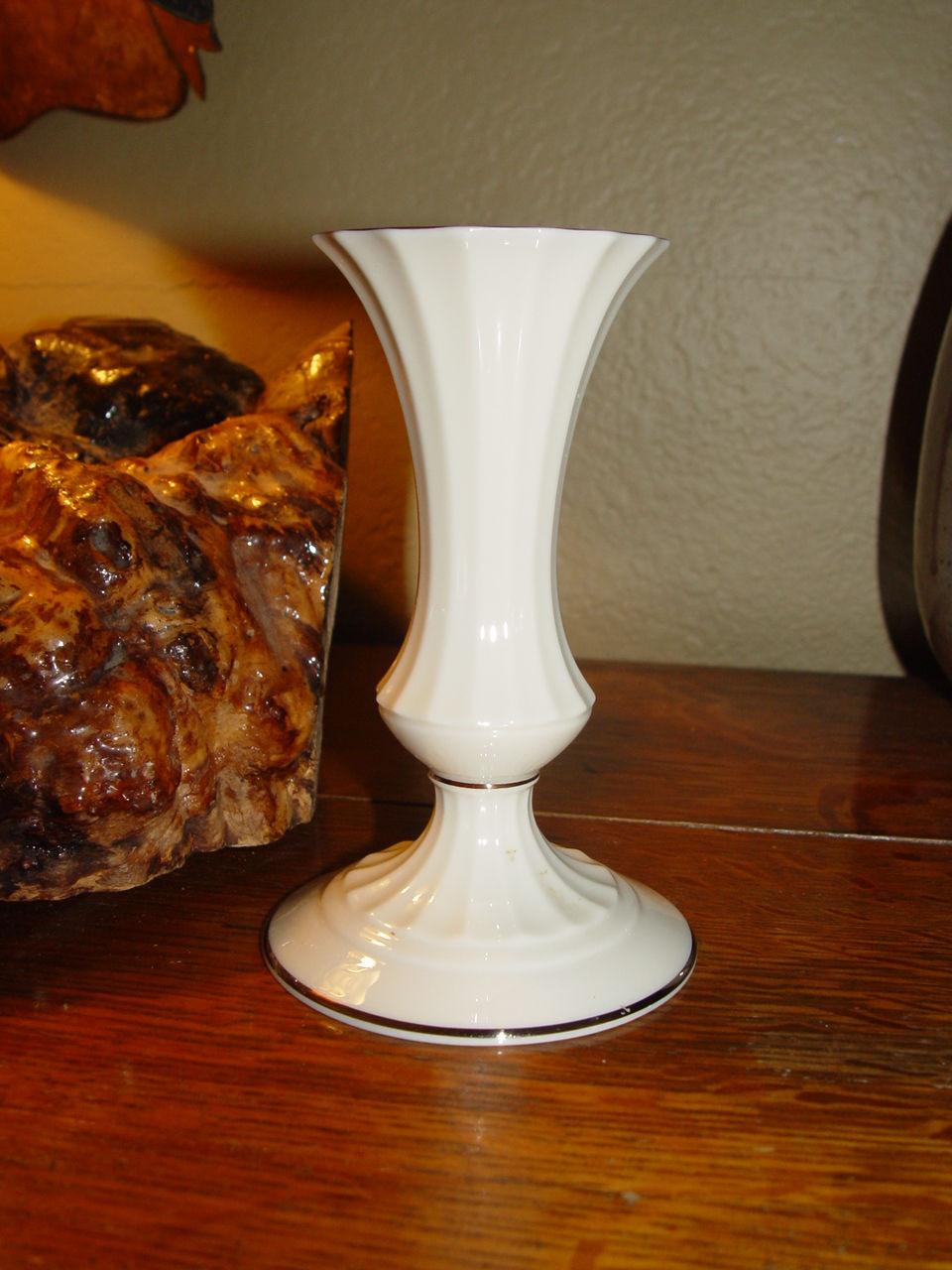 royal haeger usa vase of back n time antiques antiques page inside lenox candleholder candlestick holders fluted porcelain china made in america classic w platinum trim
