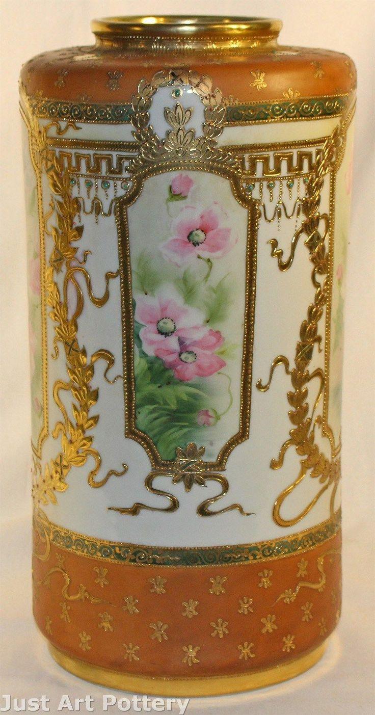 Fashionable Royal Nippon Vase Value Decorative Ideas