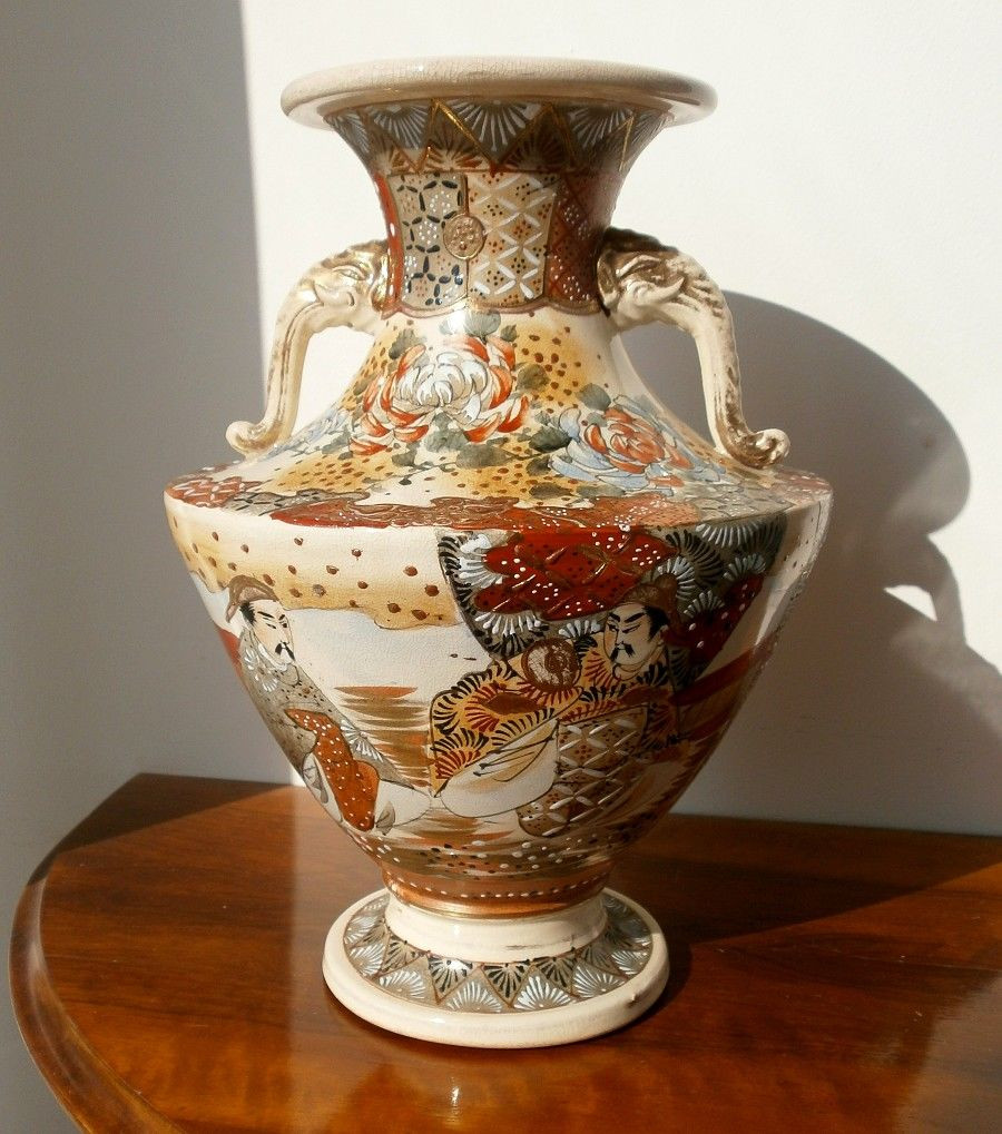 15 Wonderful Royal Satsuma Vase